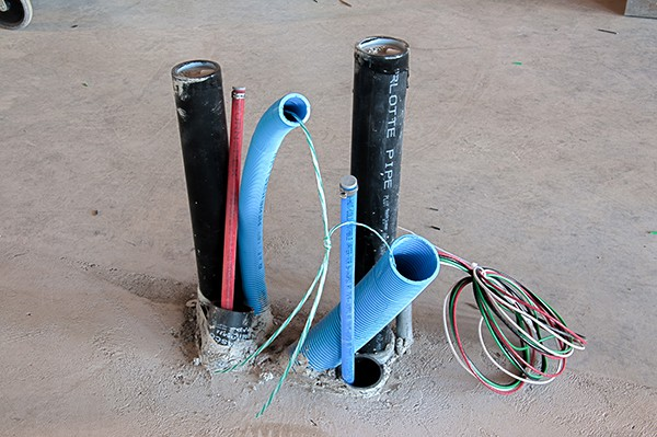 PCC Dent wires