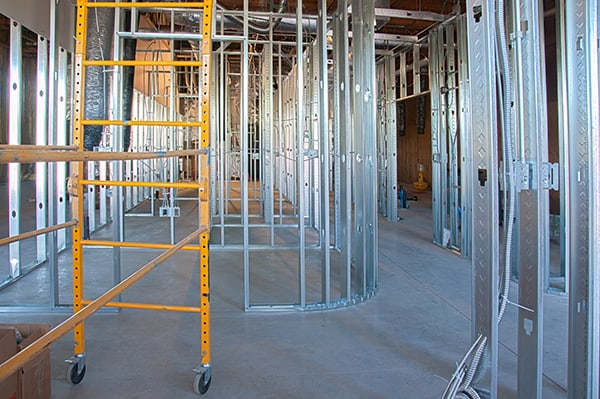 construction metal framing